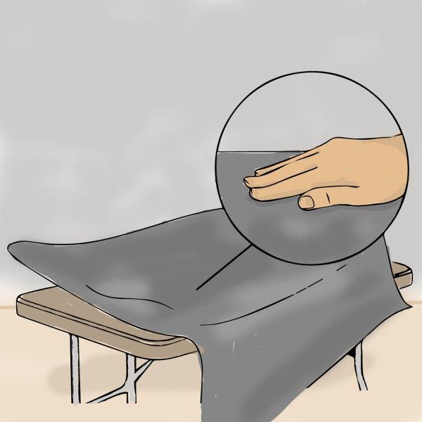 jak podkleić podsufitkę
