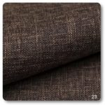 brązowy materiał do obicia