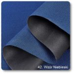 materiał codura niebieski