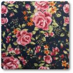 materiał na taras w róże