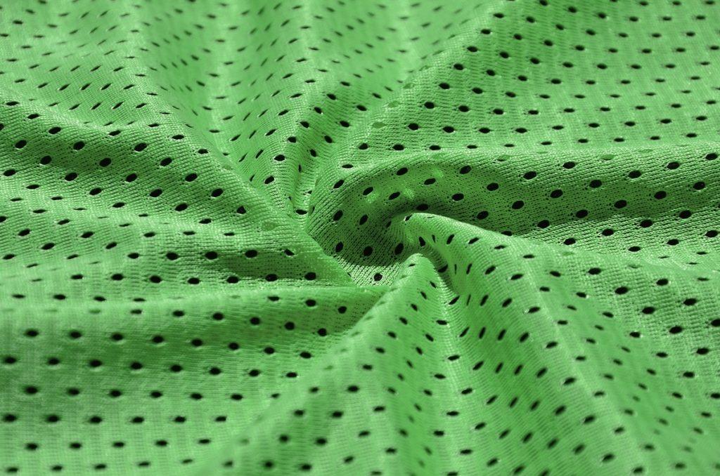 poliester materiał na odzież