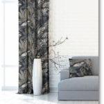 elegancka tkanina zasłonowa